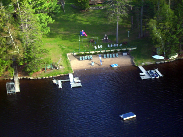 Maplewood-Resort-aerial-beach